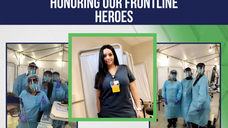 Honoring Our Frontline Heroes: Julissa Uribe