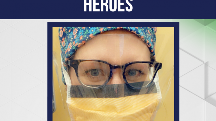 Honoring Our Frontline Heroes: Holly Dishnow